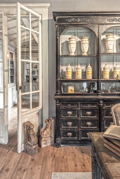 Realizzazione e recupero mobili in stile provenzale - Stile provenzale mobili ...